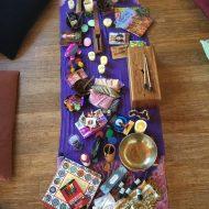 Birth of a Sensory Lounge (aka Rosemary's Kitchen)